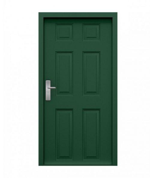 Juniper Green 6 Panel Door