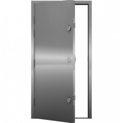 Fire Exit Stainless Steel Door