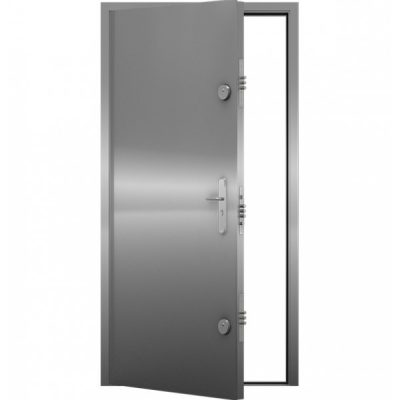 Multi Point Locking Stainless Steel Door