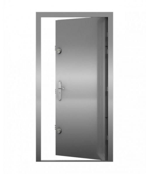 Multi Point Locking Stainless Steel Door
