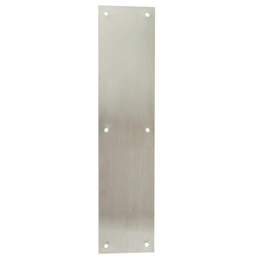 push plate for steel door