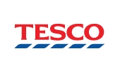Tesco logo, used as Latham's Steel Doors client image