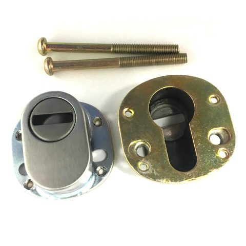 Hooply escutcheon lock cover