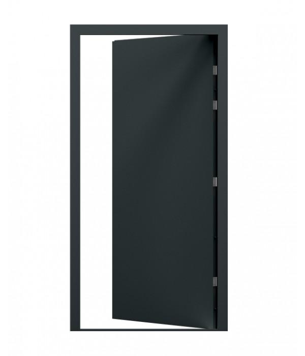 Blank Steel Door And Frame Latham S Steel Doors
