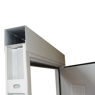 Overhead panels for Latham's Steel Doors