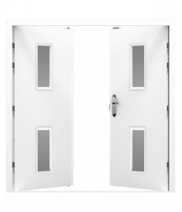 Steel Door Vision Panel | Latham's Steel Security Doors