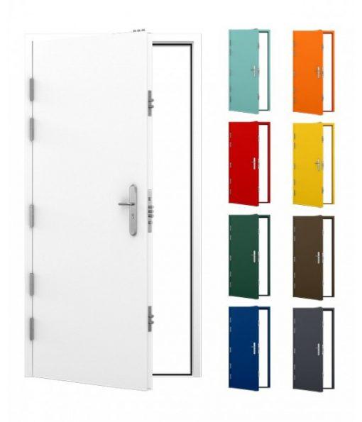 Lathams most popular ultra high security steel door
