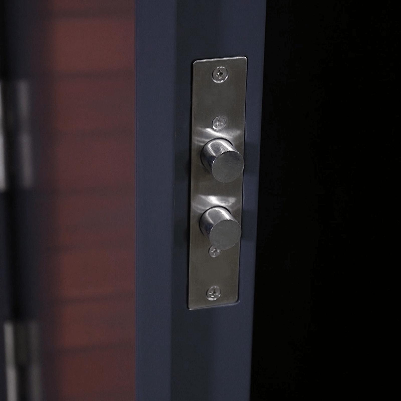 Security Steel Door Ultra Duty Latham S Steel Doors