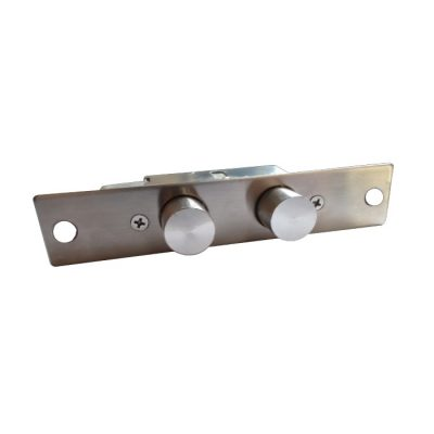 Hooply side lock auxiliary multi point lock
