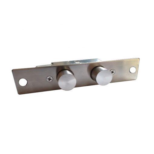 Hooply side lock auxiliary multi point lock