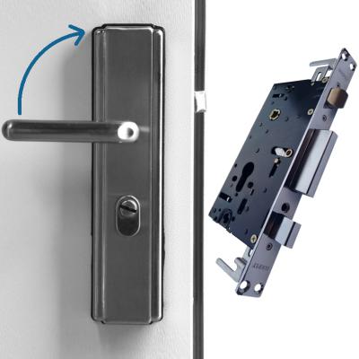 Hooply Locks | Lock Case & Gearbox | Container Doors & Steel