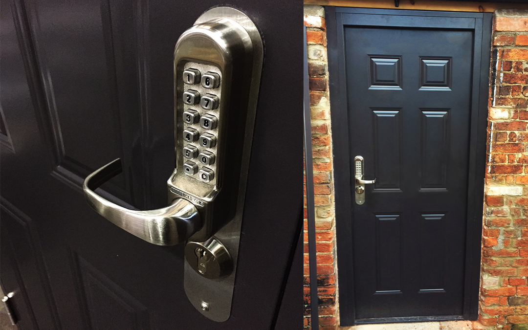 Product Spotlight: Lathams Security Code Lock