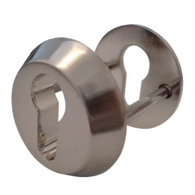 Image of Toughened Steel High Security Euro Lock Escutcheon