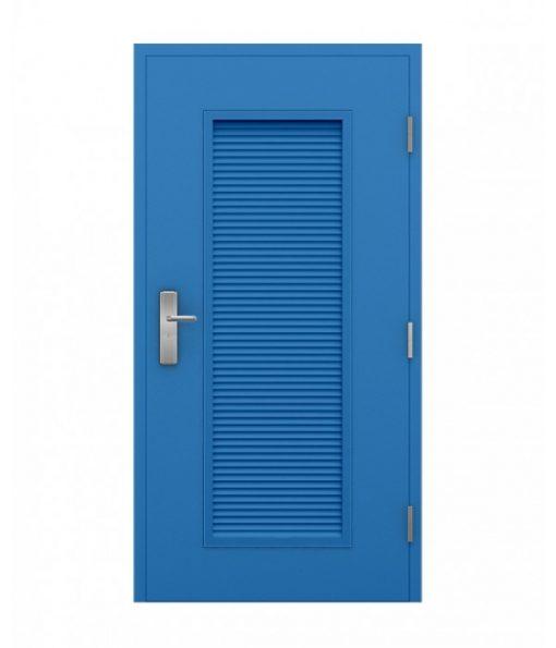 Louvred Door