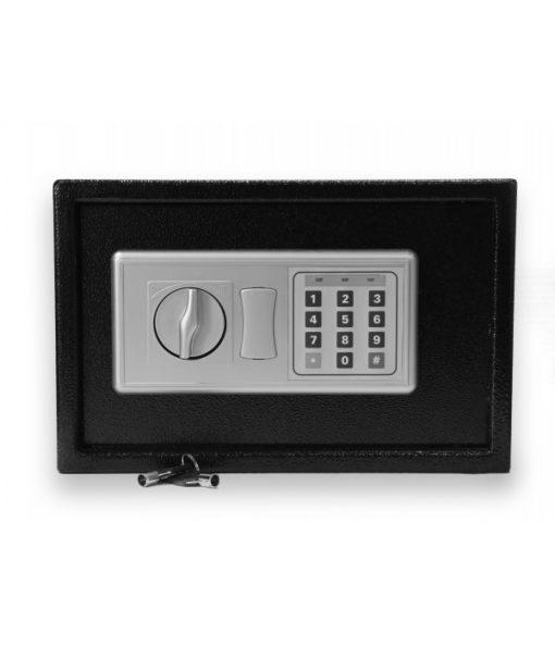Heavy Duty Digital Lock Safe w/ Override Key