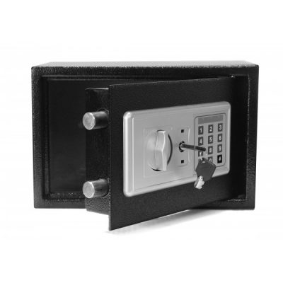 Heavy Duty Digital Lock Safe w/ Override Key