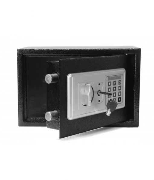 Standard Duty Digital Lock Safe w/ Override Key