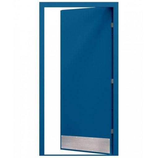 steel door kick plate