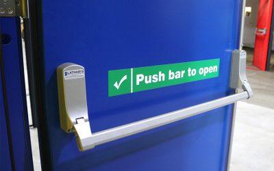 Fire Regulations: Do I Need a Fire Exit Door?