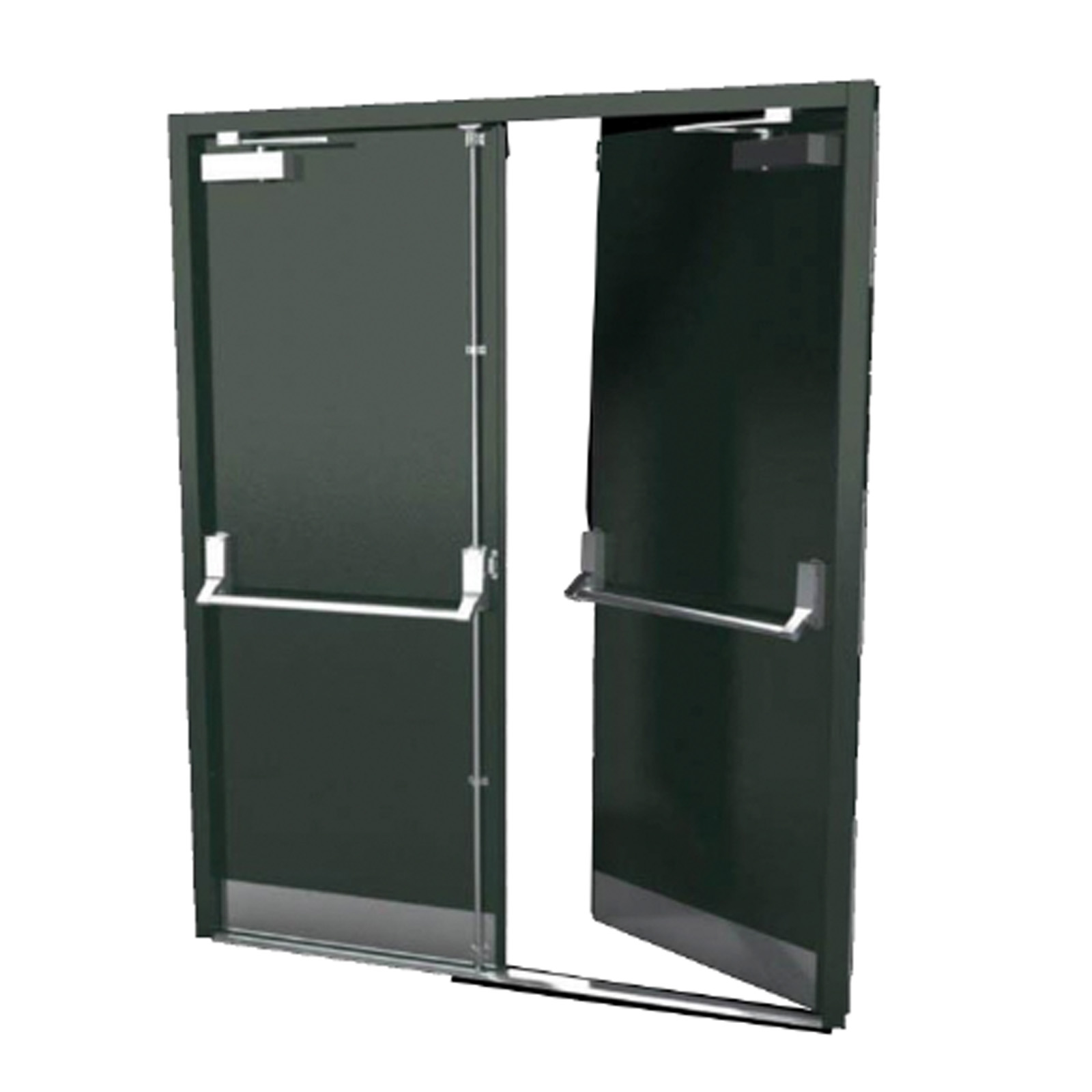 Fire Rated Fire Exit Double Door Latham S Steel Doors