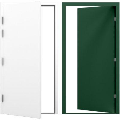 Blank Steel Doors