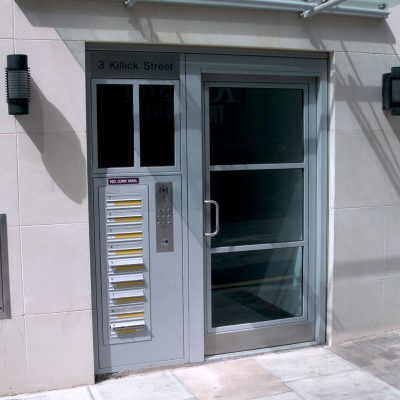 Custom Made Security & Fire Rated Doors