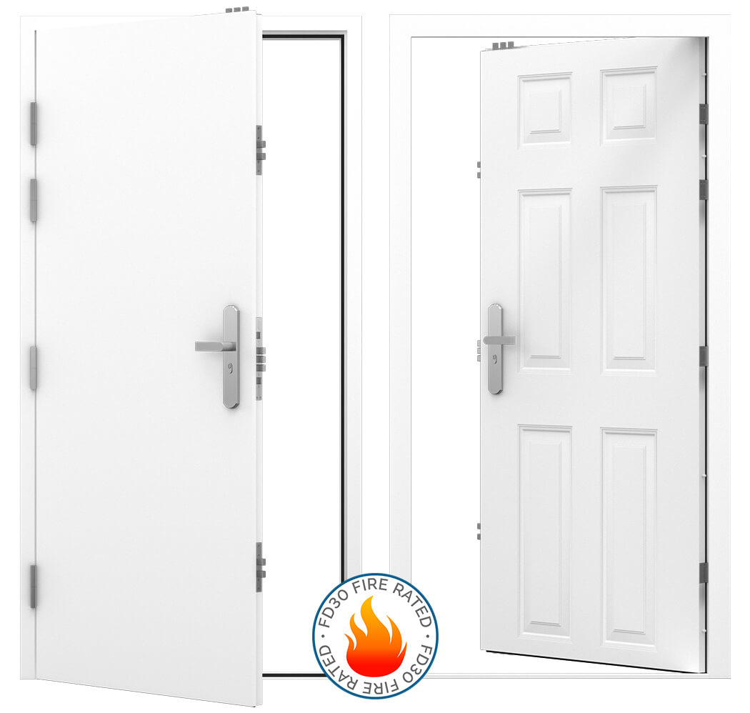 FD30 Fire Doors Category Image