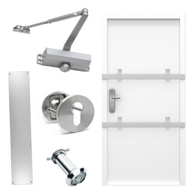 Steel Door Parts & Accessories