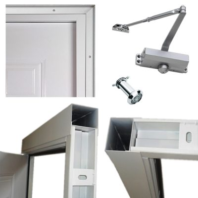 Infill Panels & Security Trim Kits