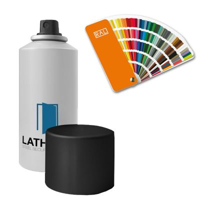Touch up spray paint RAL coloured