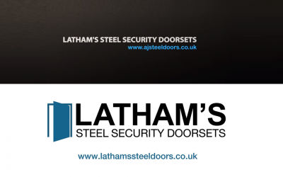 AJ Steel Doors is now Latham's Steel Doors