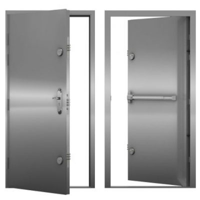 Clearance Stainless Steel Doors