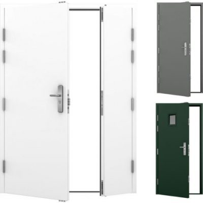 Clearance Steel Security Doors