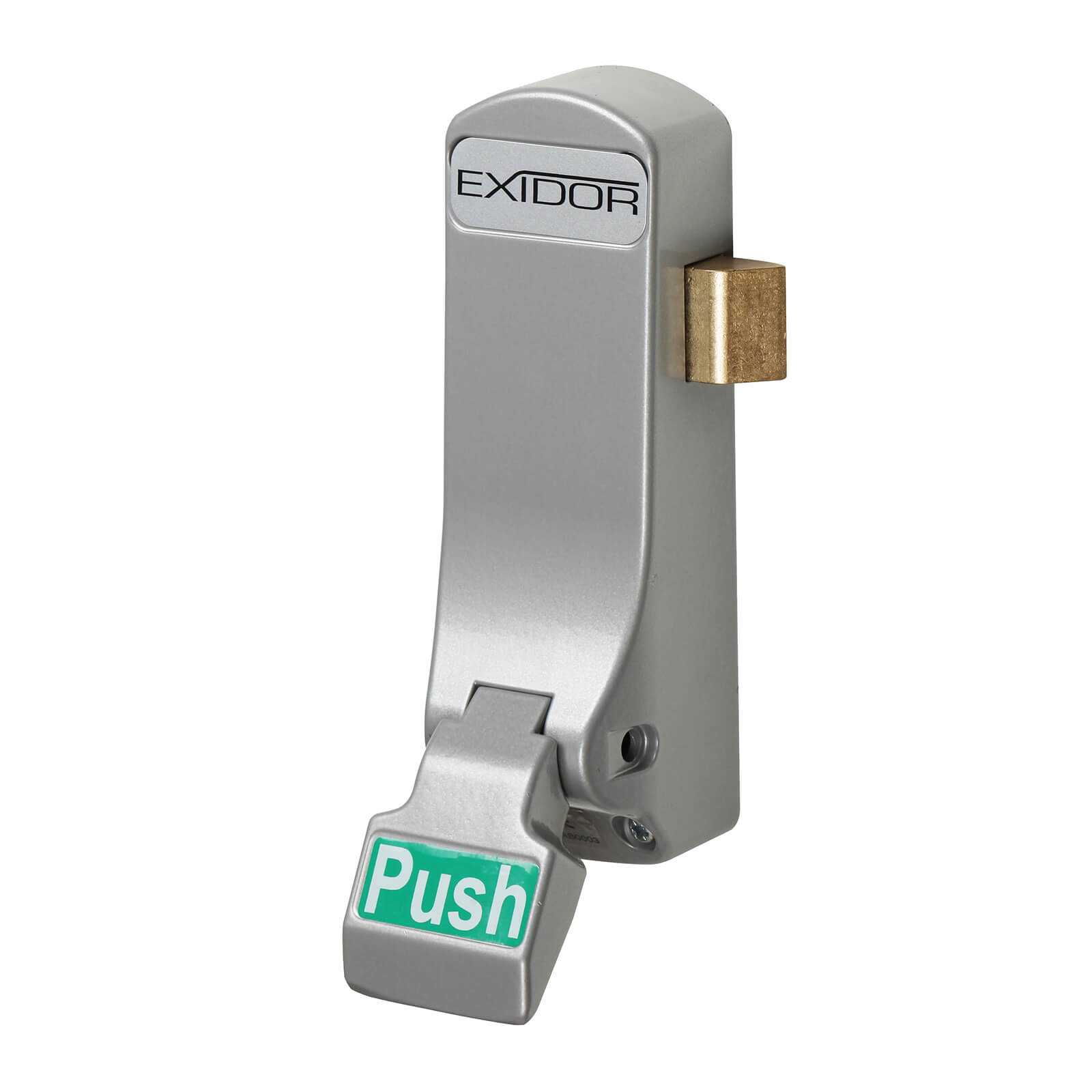 Exidor 297 Push Pad Latham S Steel Security Doors