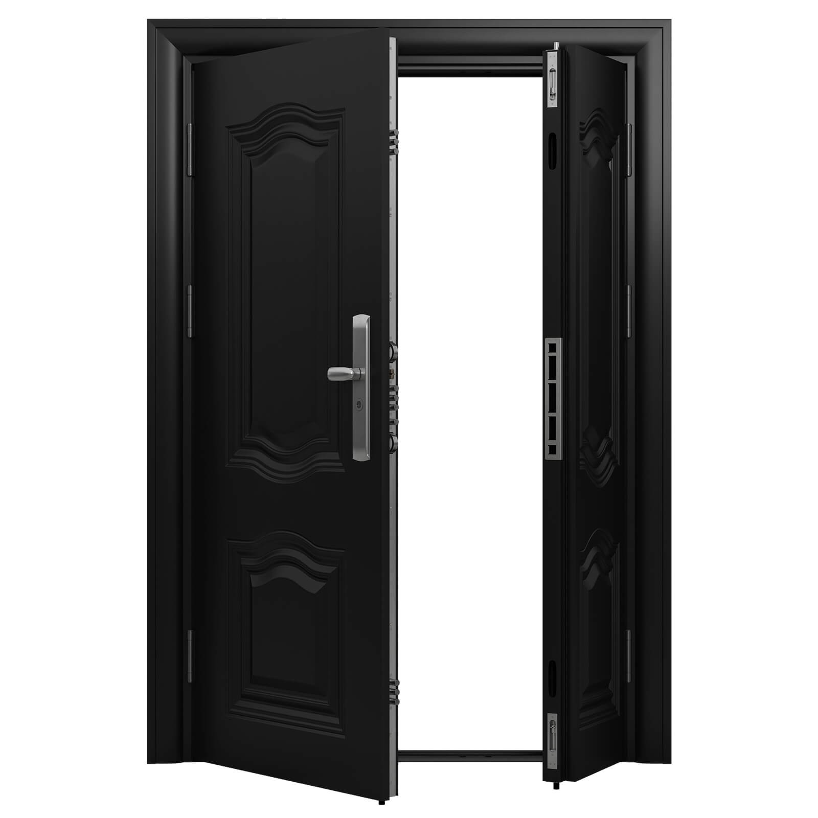 Windsor Latham S Steel Security Doors