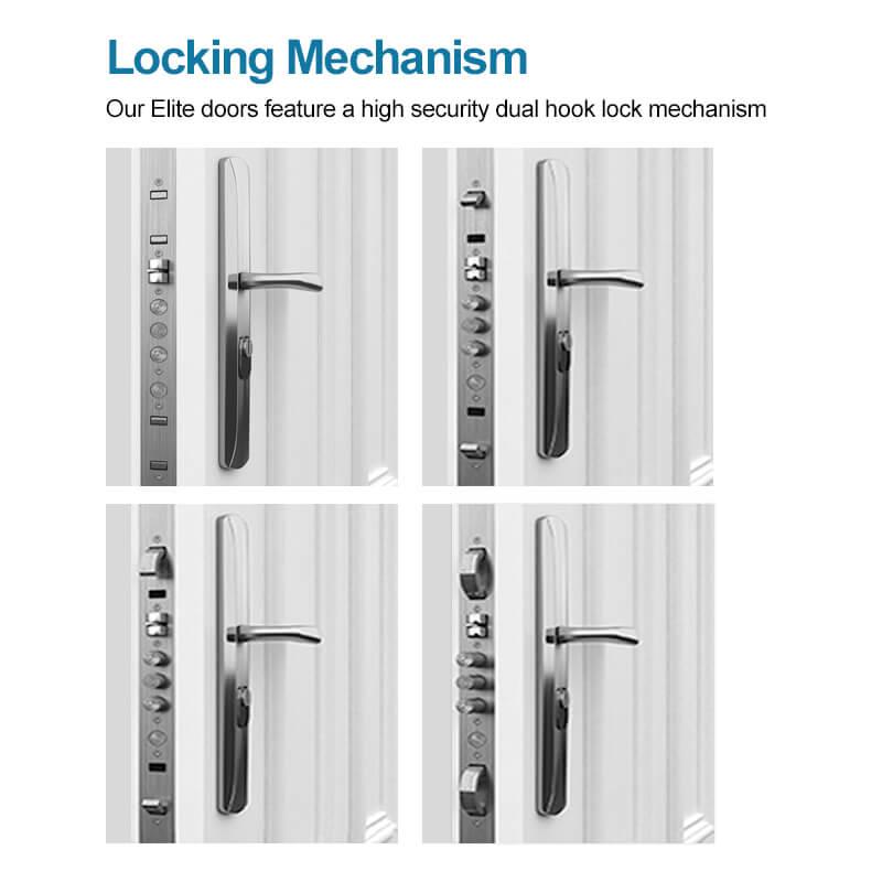 Windsor Latham S Steel Security Doors