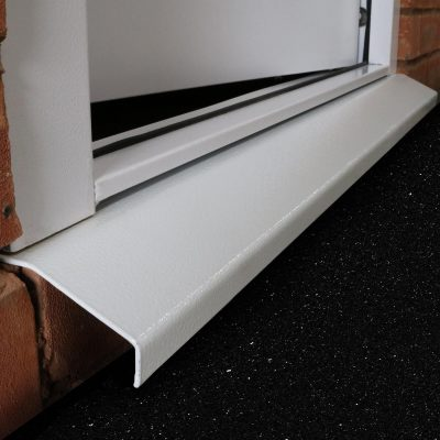 Door cill for Latham's Steel Doors