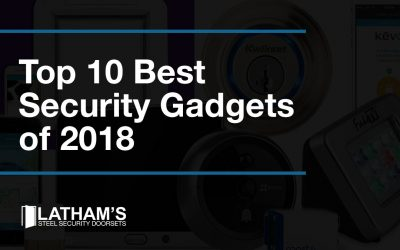 Best Modern Security Gadgets of 2018