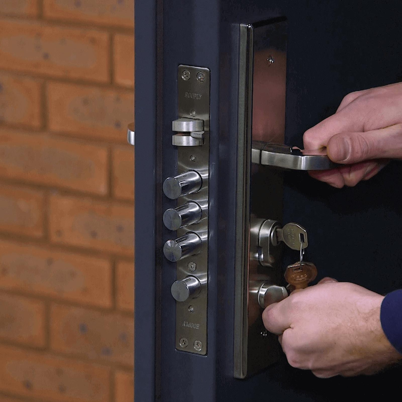 Image result for security door
