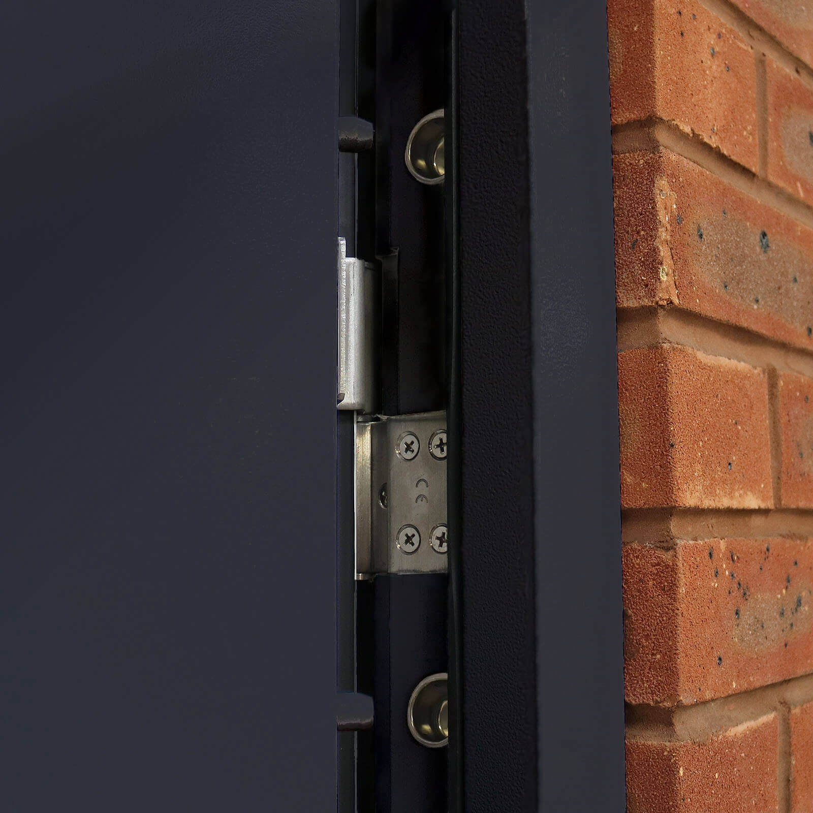 Security Steel Door Ultra Duty Latham S Steel Doors