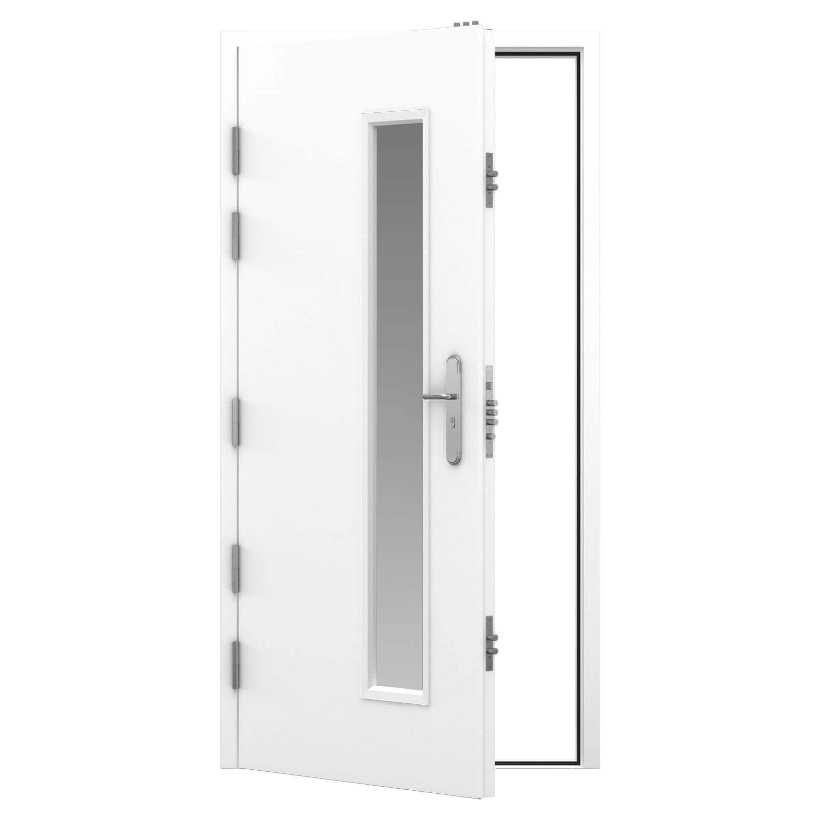 Security Steel Door - Ultra Duty | Latham's Steel Doors
