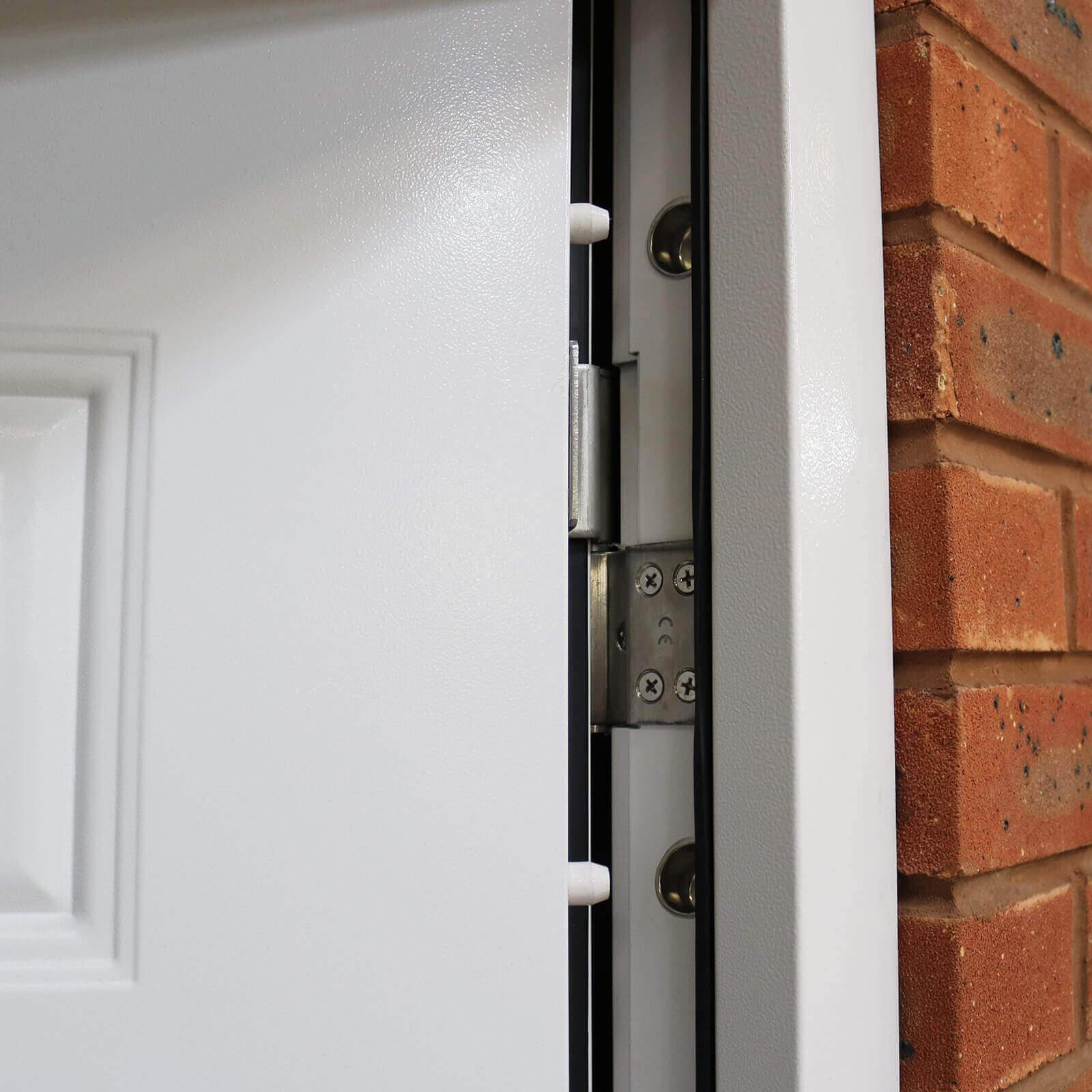 Panelled Steel Door 6 Panel Design Latham S Steel Doors
