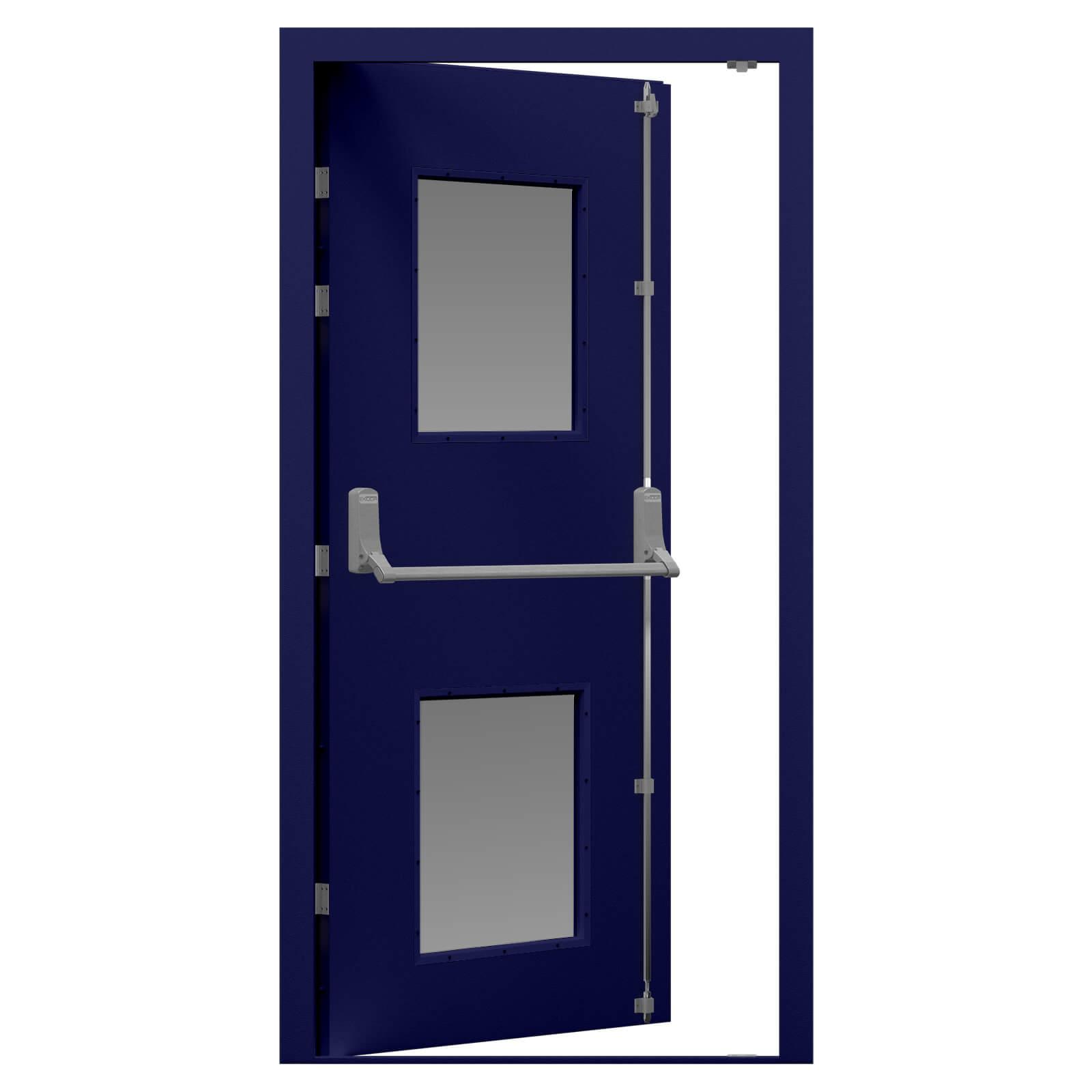 Security Fire Exit Door Latham S Steel Doors