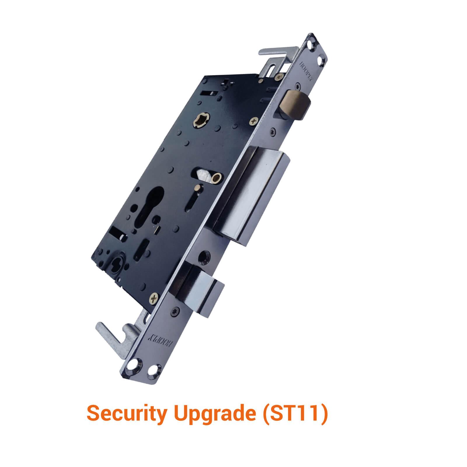 Hooply Handle Lock And Cylinder Bundle Latham S Steel
