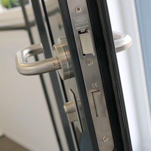 fire rated door lock and handles