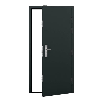 anthracite grey security door clearance code RMP213