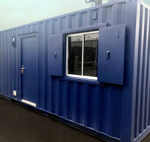 Shipping container doors & windows category image