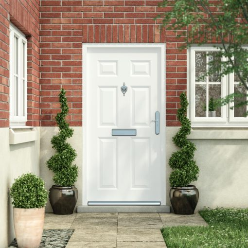 Traditional front door style 1