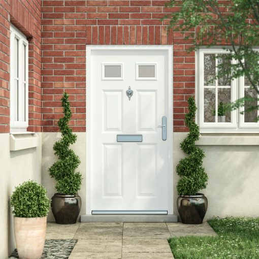 Traditional front door style 2