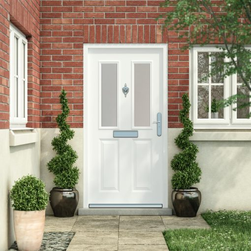 Traditional front door style 3